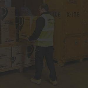 JamVans Storage in London