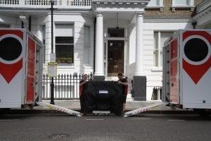 JamVans Man & Van Removals in London